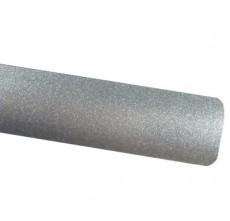 Brocade 713 - strieborná metalíza